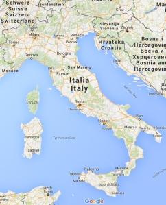 Italien_Übersicht