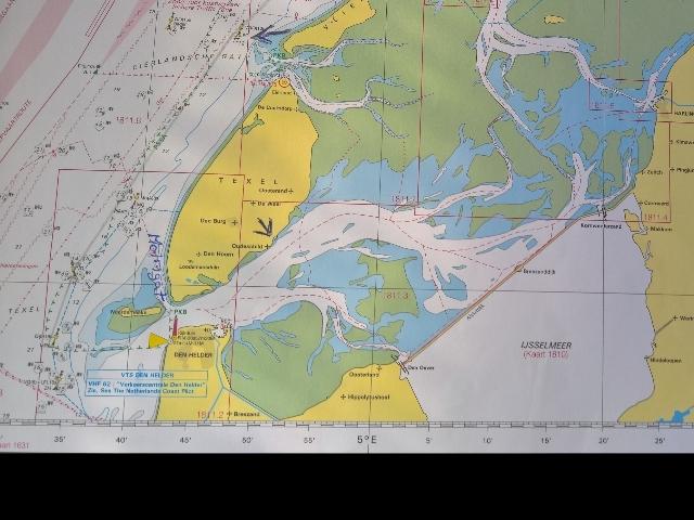 Hafentage Ouldeschild Texel