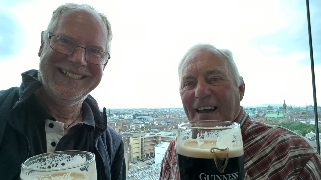 Ausflug nach Dublin