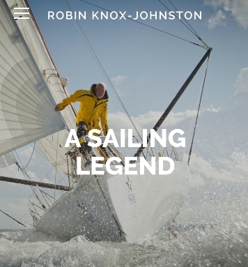 A Sailing Legend