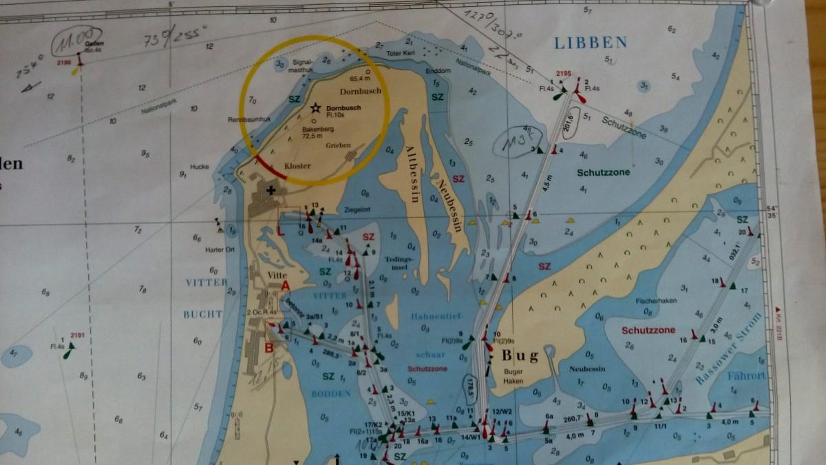 Kloster auf Hiddensee – Ich binbegeistert