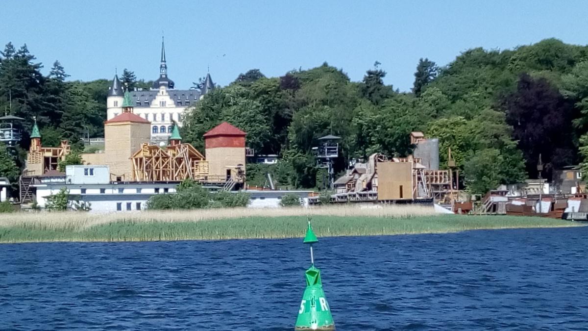 Ralsvik und Stralsund