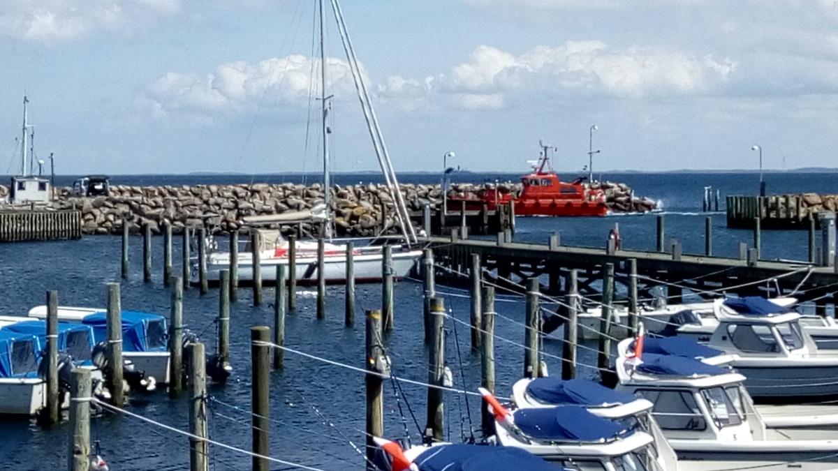 Hafentage in Spodsbjerg
