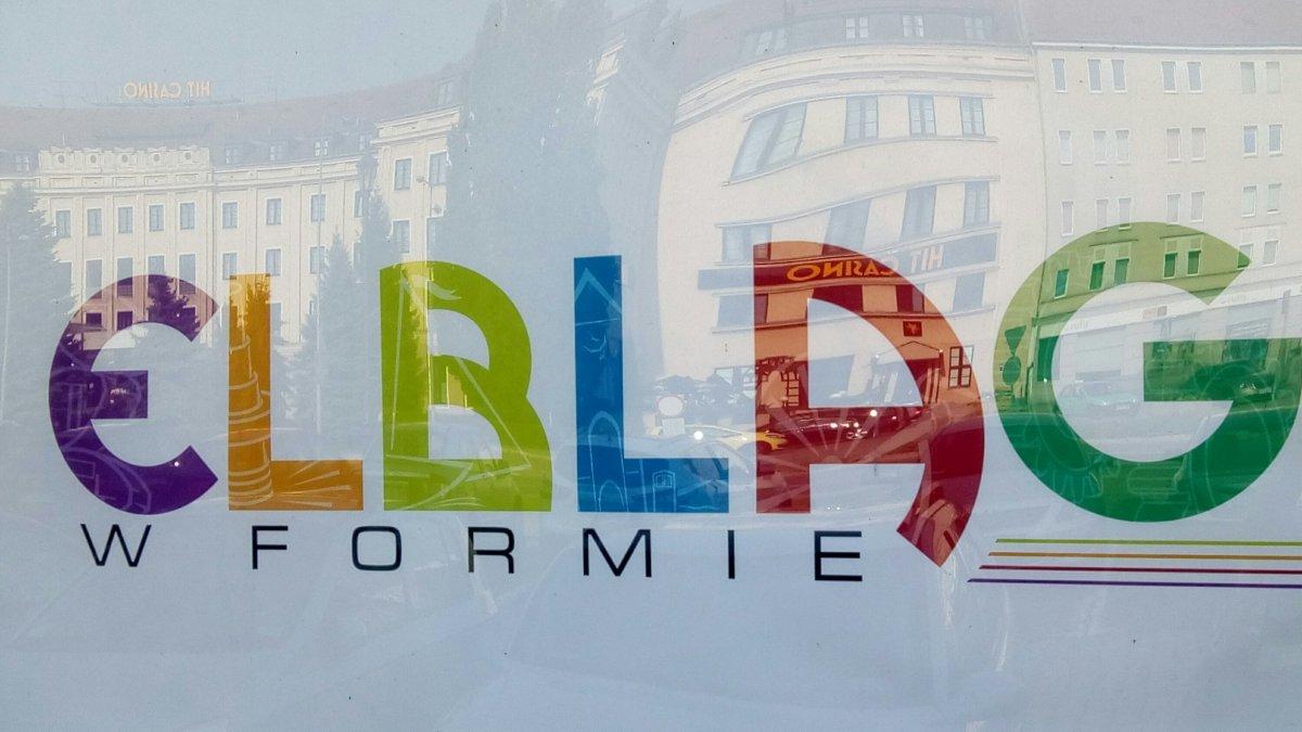 Kontrastprogramm: Altstadt Elbing und Radtour überLand