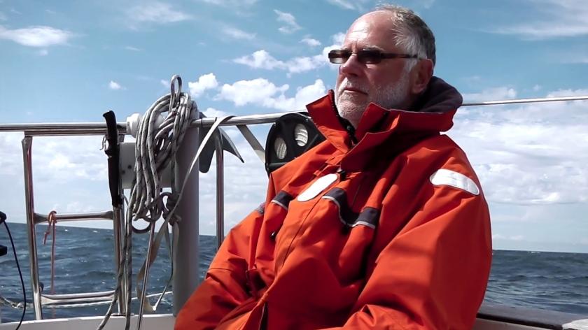 Rainer Richtung Mariehamn