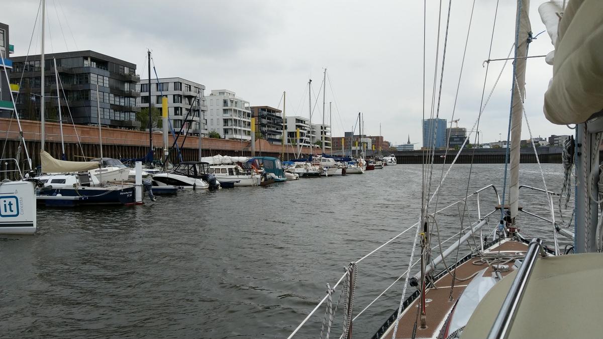 Törn nach Bremen(4)