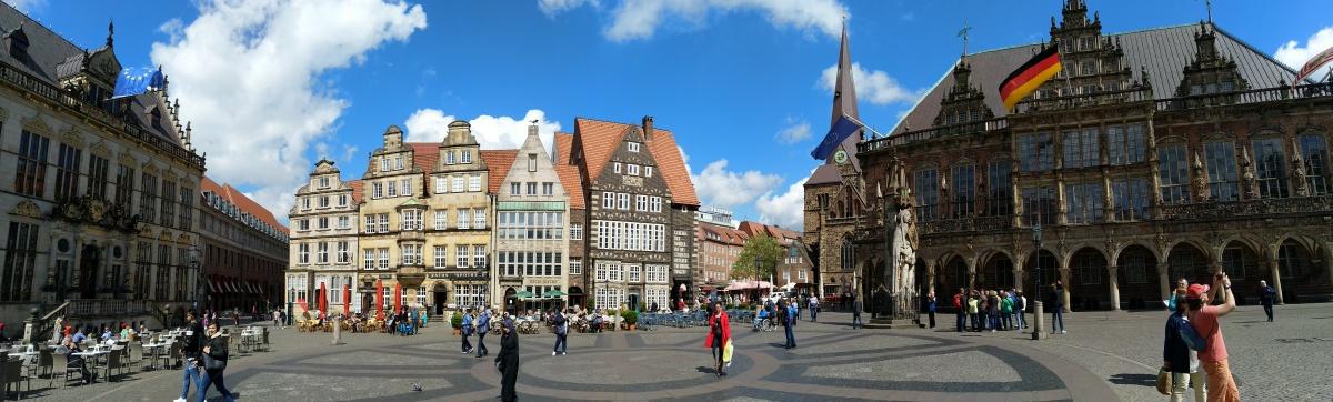 Törn nach Bremen (5) –Bremenbummel