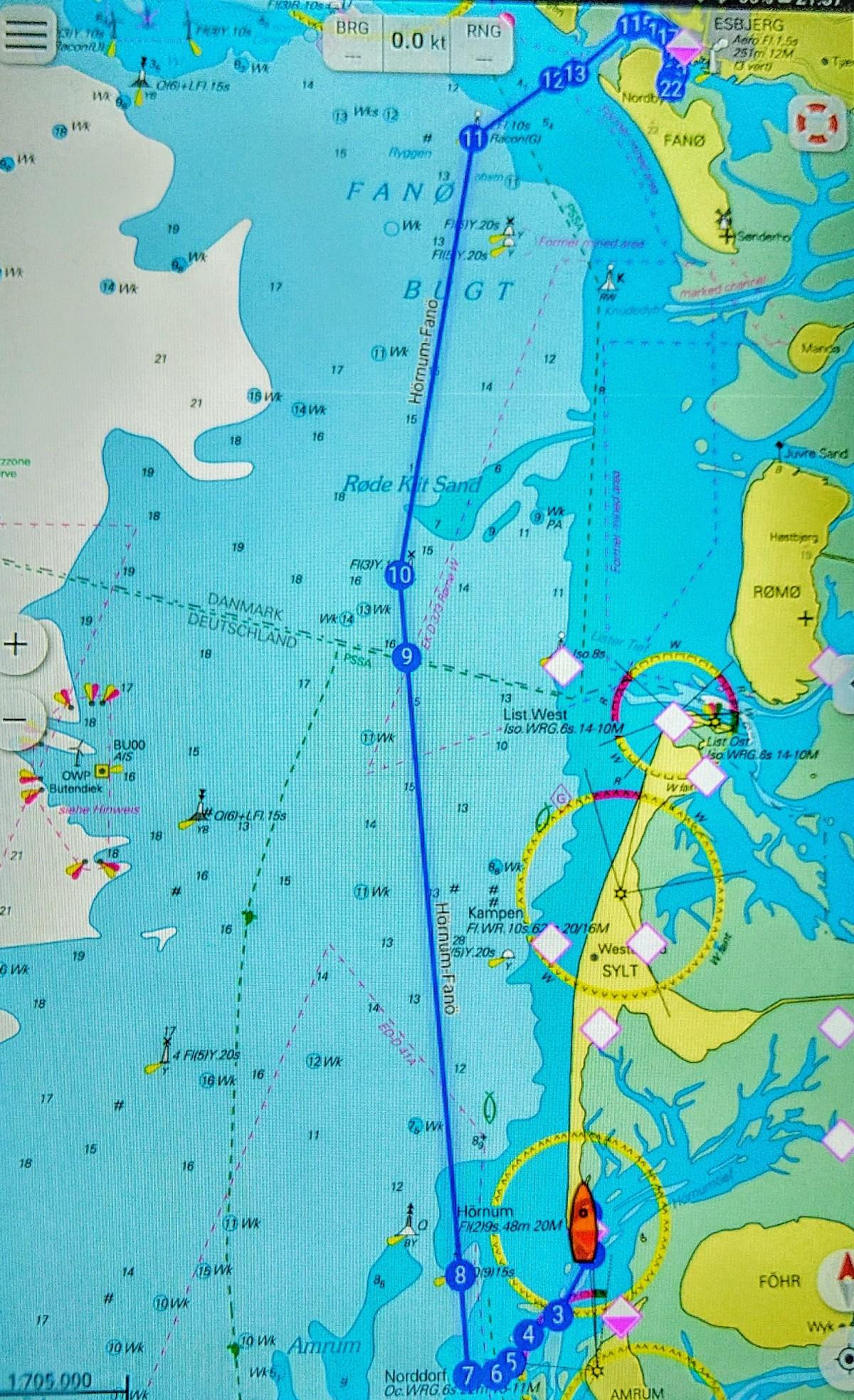 Von Sylt zur InselFanö