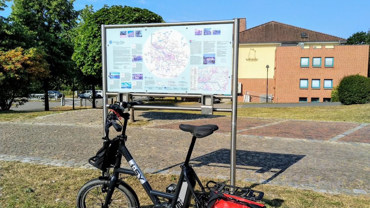 Per E-Bike von Beverstedt nachBremen