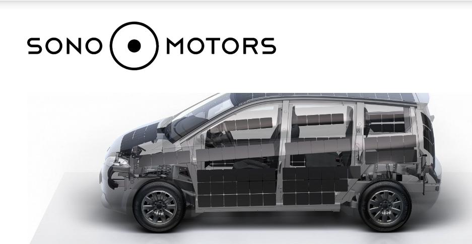 Der Sion von SonoMotors